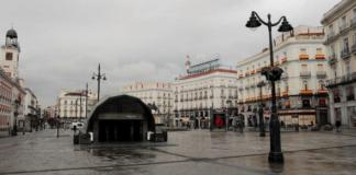 turismo coronavirus, turismo madrid