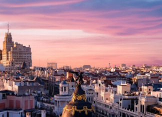 hoteles de madrid, turismo de madrid