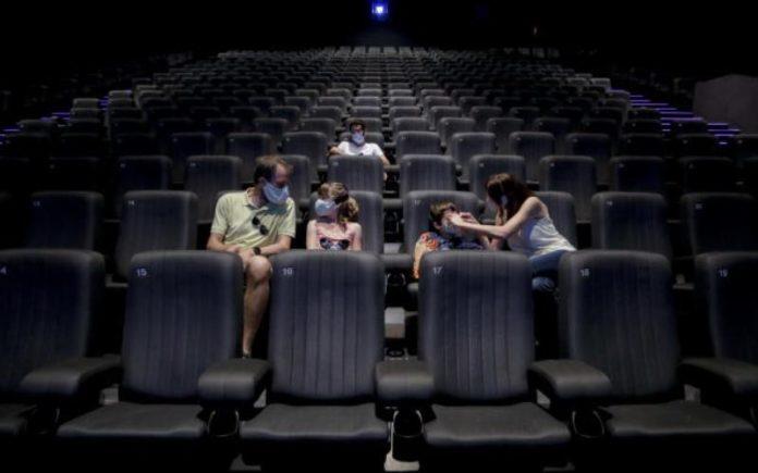 cine desescalada