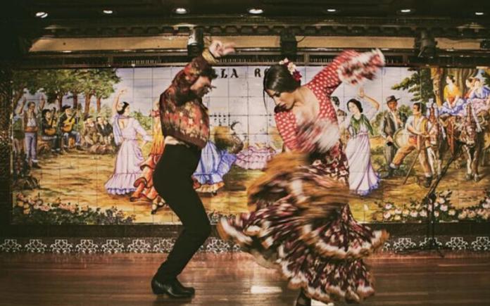tablaos flamencos madrid