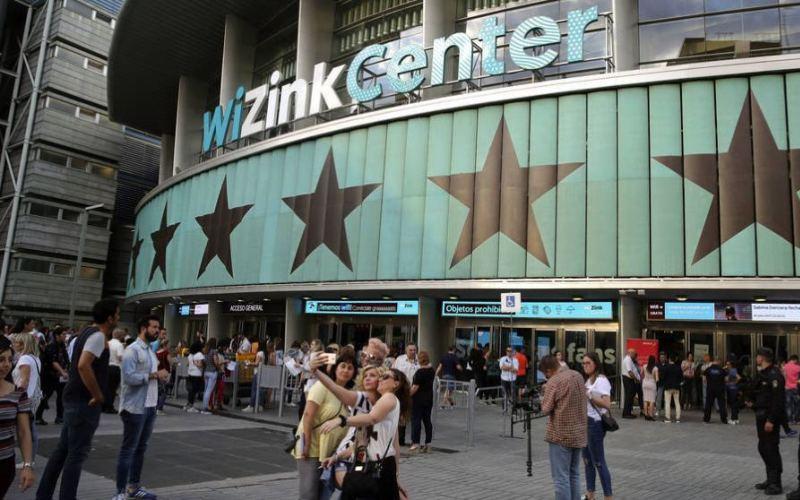 wizink center verano