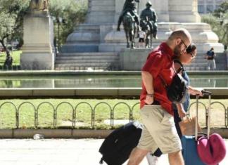 turismo madrid agosto 2020