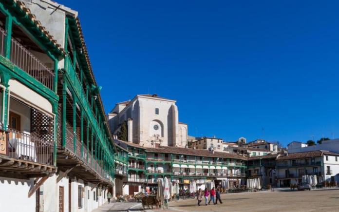 villas turismo madrid