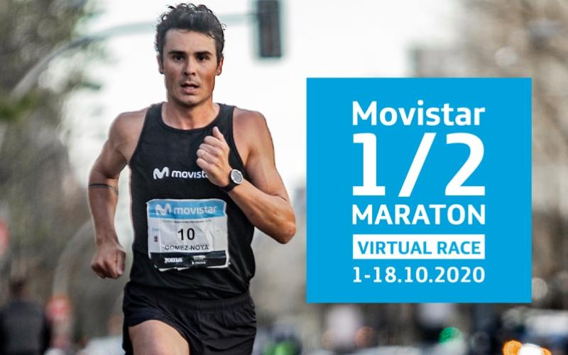 medio maraton movistar vr