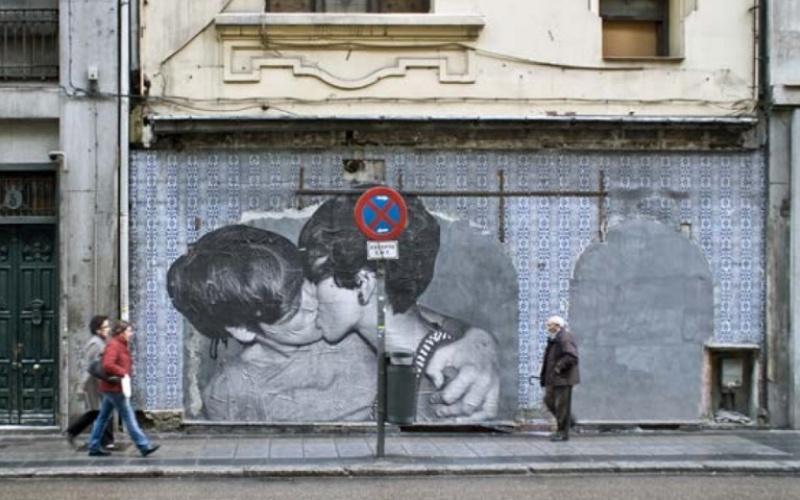una historia de arte urbano