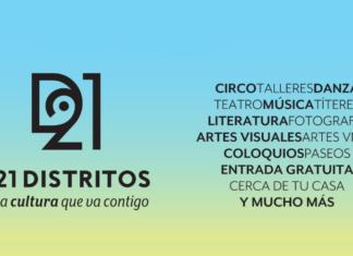 21 distritos