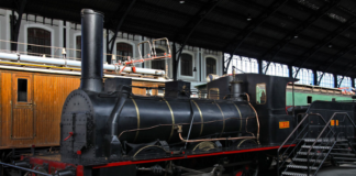 exposicion museo del ferrocarril
