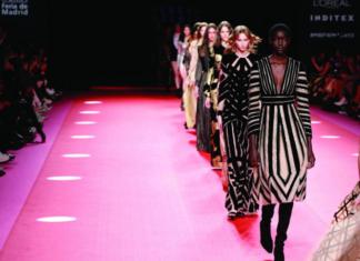 madrid capital de la moda