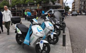 plazas motocicletas madrid