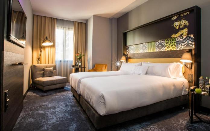 sector hotelero madrid