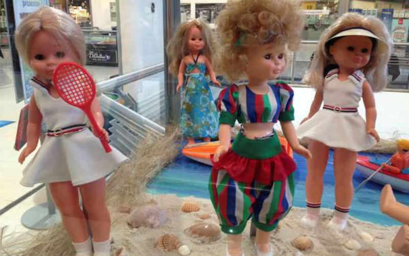 exposicion muñeca nancy