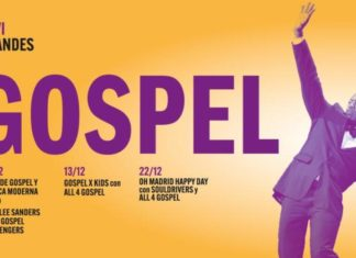 gospel en madrid