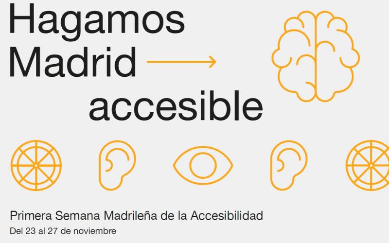 semana accesibilidad madrid