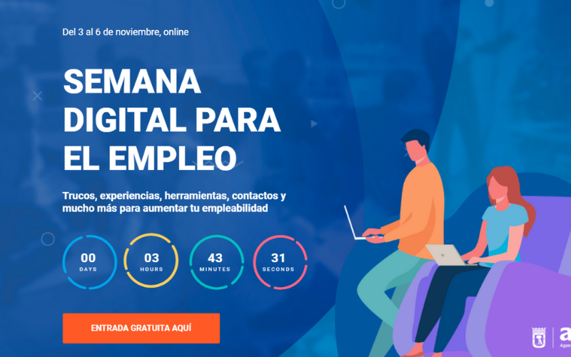 semana digital empleo madrid