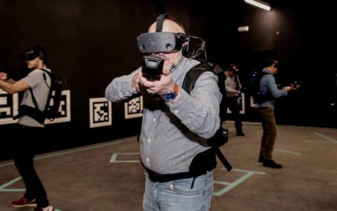 virtual arena ocio