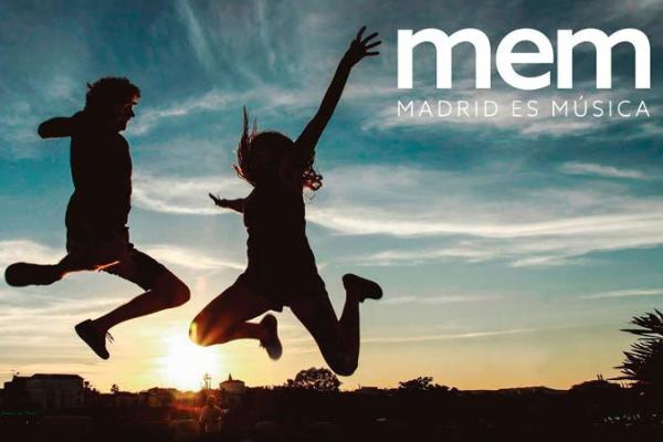 mem madrid es musica