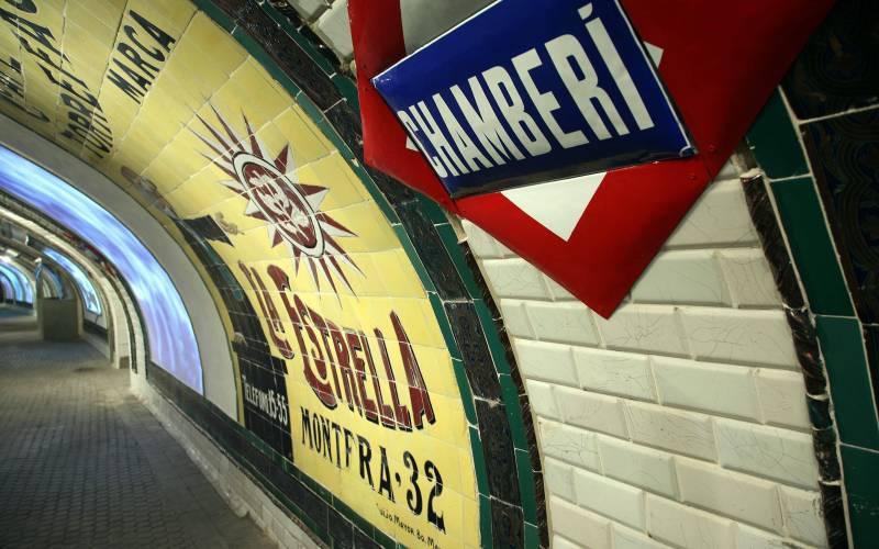 museo metro de madrid