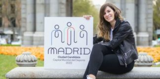 madrid capital deportiva