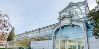 invernadero palacio de cristal