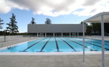 piscinas madrid