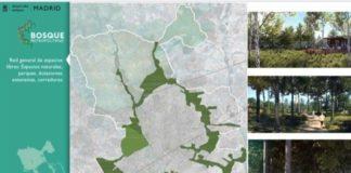 bosque metropolitano madrid