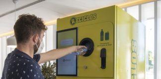 Reciclaje en los parques de ocio