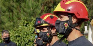 Incendios en el mediterráneo