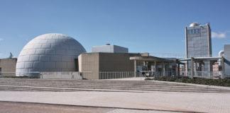 Planetario de Madrid - reapertura