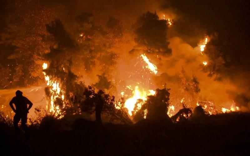 incendios en batres