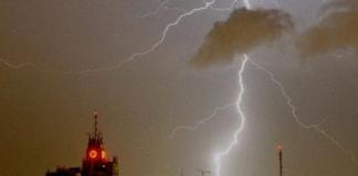 tormentas comunidad de madrid