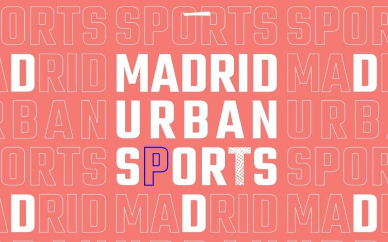 madrid urban sport cartel
